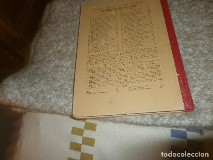 Libros antiguos: Mapa geológico de España Almagro Instituto Geológico y minero de España Memoria Explicativa 1935 - Foto 8 - 85219660