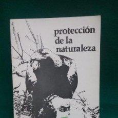 Libros antiguos: PROTECCIÓN DE LA NATURALEZA - ICONA - AÑO 1975. Lote 85705964