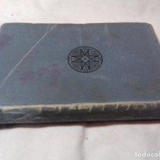 Libros antiguos: ABREGE DE GEOLOGIE-A. DE LAPPARENT.-PARIS-MASSON & CIA. EDITEURS-1903-EN FRANCES-FOSILES, GEOLOGIA. Lote 86865112