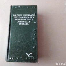 Libros antiguos: GUÍA INCAFO ARBOLES. Lote 88145868