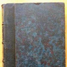 Libros antiguos: DE LA PRODUCTION DES MÉTAUX PRÉCIEUX AU MEXIQUE. Lote 90080012