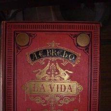 Libros antiguos: HISTORIA DE LA VIDA DE LOS ANIMALES. 6 TOMOS. Lote 90357232