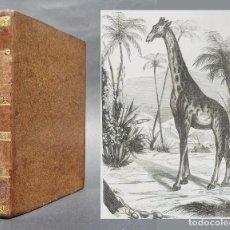 1847 - Buffon - Historia natural los cuadrupedos