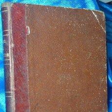 Libros antiguos: TABLAS DE LOS LOGARITMOS VULGARES, V.VÁZQUEZ 1863, 200 PG. - IMPORTANTE LEER. Lote 90640925