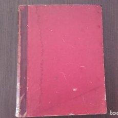 Libros antiguos: MUNDO CIENTIFICO VOLUMEN II.1900. Lote 90680765