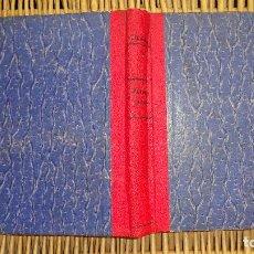 Libros antiguos: CURSO DE HISTORIA NATURAL - AÑO 1883 - J.MONLAU - GRABADOS.. Lote 90832380