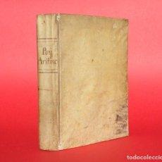 Libros antiguos: 1804 -E. DE ARITMETICA NUMERICA Y LITERAL AL COMERCIO MATEMATICAS PERGAMINO. Lote 91129215