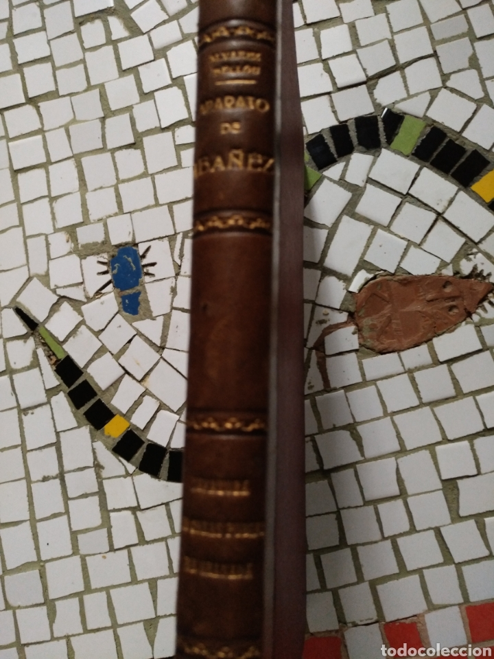 Libros antiguos: Aparato de Ibáñez. Para medir bases Geodésicas. Rafael Álvarez Sereix. Año 1889 - Foto 2 - 91161505