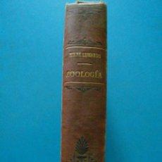 Libros antiguos: CURSO ELEMENTAL DE ZOOLOGIA. MILNE EDWARDS. 1887. TRADUCIDO DE LA 14ª ED. FRANCESA POR ELIAS ZEROLO. Lote 91604990