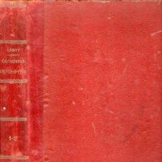 Libros antiguos: LEROY : TRAITÉ DE GEOMETRIE DESCRIPTIVE (1896) GEOMETRÍA - CON 71 LÁMINAS. Lote 92143725