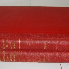 Libros antiguos: MARAVILLAS DE LA VIDA ANIMAL. J. A. HAMMERTON. LLENO DE ILUSTRACIONES.. Lote 94067005