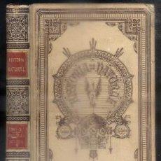 Libros antiguos: HISTORIA NATURAL. MINERALOGIA Y GEOLOGIA 1. TOMO DUODECIMO.- TSCHERMAK, GUSTAVO/ GEIKIE, ARCHIBALDO.. Lote 95555731