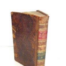 Libros antiguos: 1804 - J. J. ROUSSEAU: DICCIONARIO DE BOTÁNICA - CARTAS SOBRE BOTÁNICA - HISTORIA NATURAL - PLANTAS. Lote 95692231