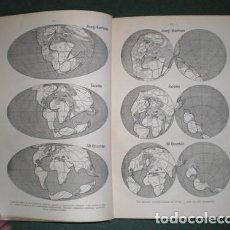 Libros antiguos: A. WEGENER: LA GENESIS DE LOS CONTINENTES Y DE LOS OCEANOS. 1924. Lote 95985799