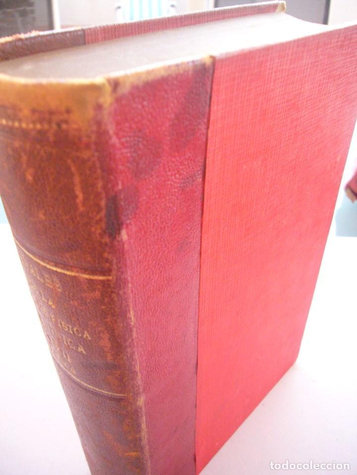 Libros antiguos: ANALES DE SOCIEDAD ESPAÑOLA DE FISICA Y QUIMICA XXII-1924-EN UN TOMO - Foto 9 - 96120227