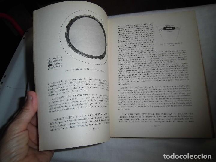Libros antiguos: FISICA QUIMICA Y BIOLOGIA DEL MAR FAUNA Y FLORA MARINAS.LUIS ALABART BALLESTEROS.4º CURSO BACHILLER - Foto 9 - 96186843