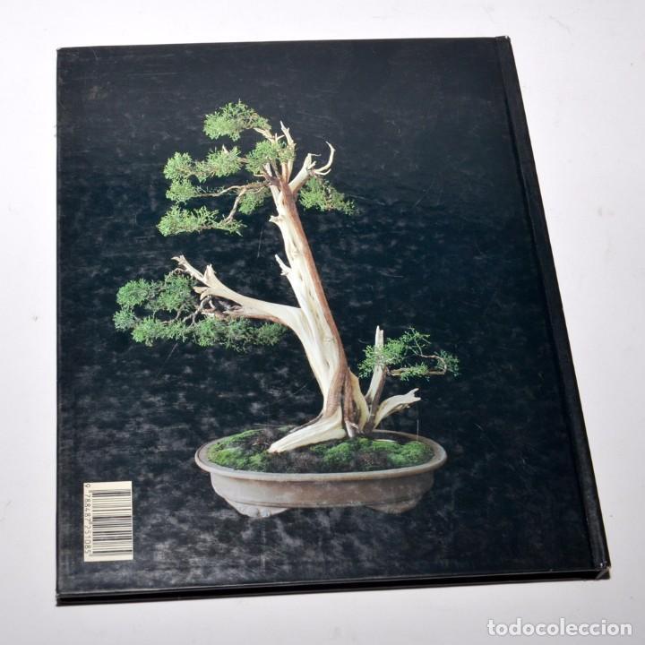 Libros antiguos: BONSAI - TÉCNICAS Y CULTIVO - JOSÉ BERRUEZO - EDICIONES ELFOS 1989 - Foto 4 - 97147779