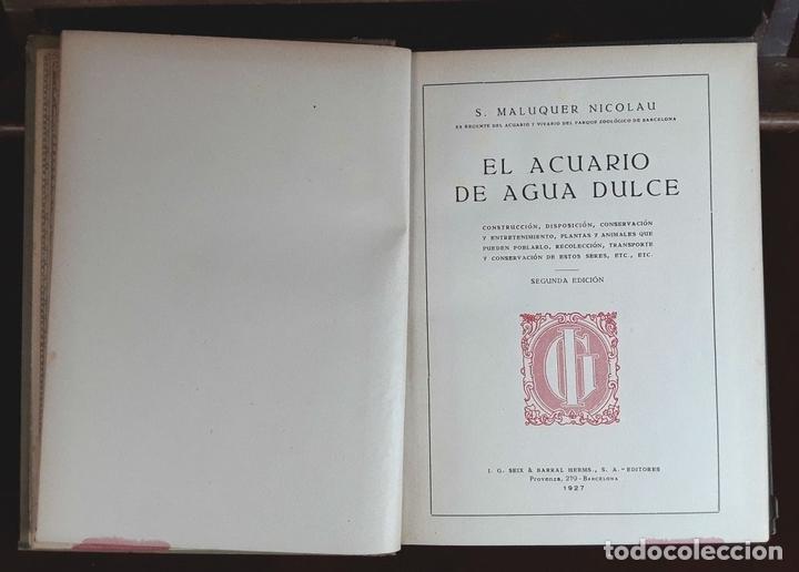 Libros antiguos: EDITORES SEIX Y BARRAL. 2 EJEMPLARES. VARIOS AUTORES. 1927. - Foto 2 - 97204407