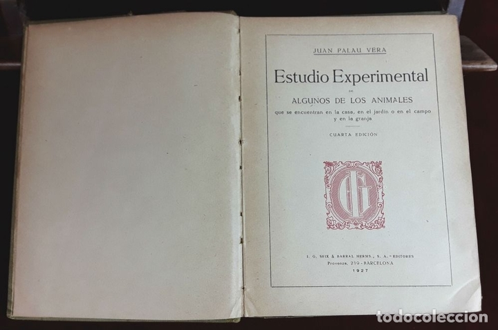 Libros antiguos: EDITORES SEIX Y BARRAL. 2 EJEMPLARES. VARIOS AUTORES. 1927. - Foto 5 - 97204407