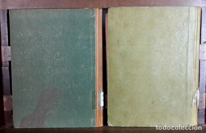 Libros antiguos: EDITORES SEIX Y BARRAL. 2 EJEMPLARES. VARIOS AUTORES. 1927. - Foto 10 - 97204407