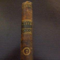 Libros antiguos: ANDREA DE GUEVARA BASOAZABAL GEOMETRIA MATEMÁTICAS AÑO 1824 INSTITUTIONUM ELEMENTARIUM. Lote 97423363