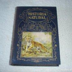 Libri antichi: HISTORIA NATURAL - EDITORIAL RAMON SOPENA (BARCELONA 1931). Lote 97571835