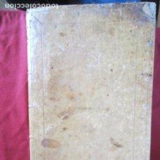 Libros antiguos: LIBRI PISCIBUS MARINUS POR GULIELMI RONDELETII -1554. Lote 97602267