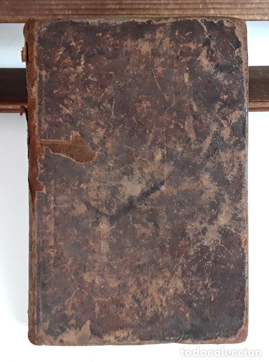 Libros antiguos: CURIOSIDADES DE LA NATURALEZA . ABAD VALLEMONT. EDIT. ANTONIO OROZCO. 1768. - Foto 3 - 97705179