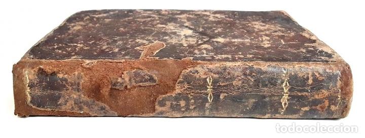 Libros antiguos: CURIOSIDADES DE LA NATURALEZA . ABAD VALLEMONT. EDIT. ANTONIO OROZCO. 1768. - Foto 5 - 97705179