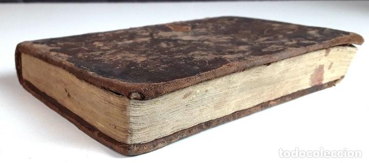 Libros antiguos: CURIOSIDADES DE LA NATURALEZA . ABAD VALLEMONT. EDIT. ANTONIO OROZCO. 1768. - Foto 6 - 97705179
