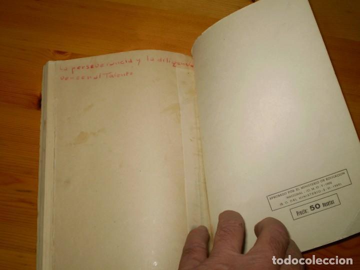 Libros antiguos: MATEMATICAS - CURSO 4º - GARCIA ROCA - 2ª EDICION 1961 - VER FOTOS DETALLES - Foto 5 - 97969823