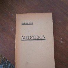 Libros antiguos: LIBRO ARITMÉTICA JIMÉNEZ SOTO 6ª EDICION 1932 MURCIA L-15753. Lote 98482791