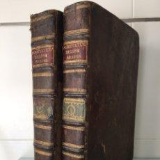 Libros antiguos: AGRICULTURA DE LOS ARAVES ÁRABES - LIBRO DE AGRICULTURA - ABU ZACARIA - IMPRENTA REAL 1802. Lote 98562438