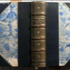 Libros antiguos: AHRENS ET ALT. LANDWIRTSCHAFT UND LANDWIRTSCHAFTLICHE GEWERBE UND INDUSTRIEN. 1897. . Lote 98636479