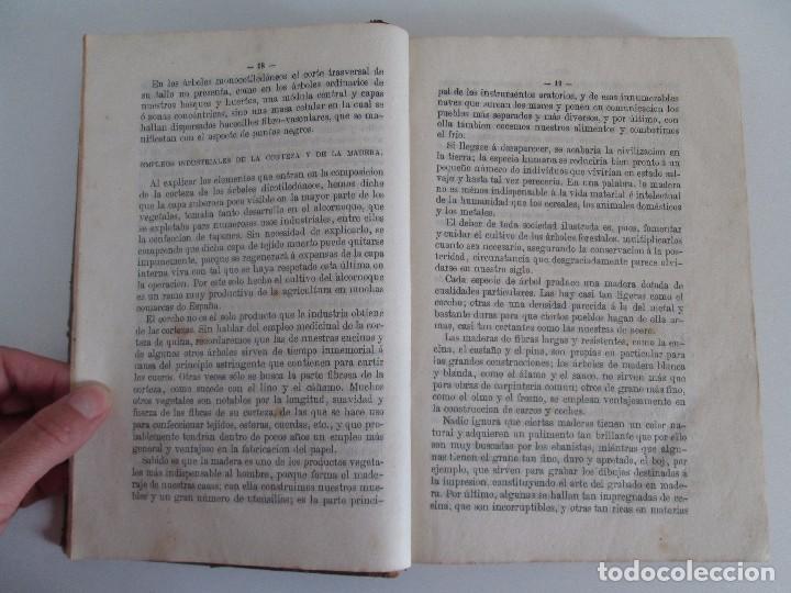 Libros antiguos: TRATADO COMPLETO DEL CULTIVO DE ARBOLES Y ARBUSTOS FRUTALES. BUENAVENTURA ARAGO. 1874 - Foto 13 - 98701191