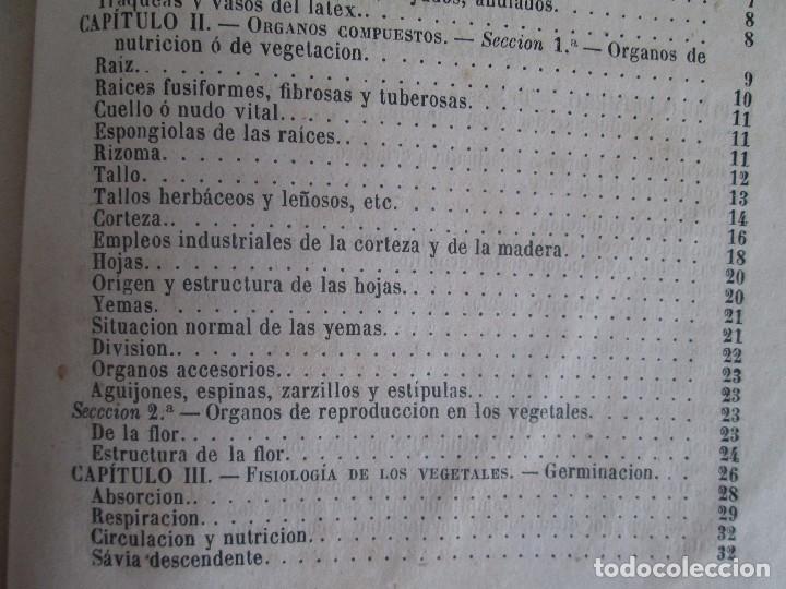 Libros antiguos: TRATADO COMPLETO DEL CULTIVO DE ARBOLES Y ARBUSTOS FRUTALES. BUENAVENTURA ARAGO. 1874 - Foto 23 - 98701191