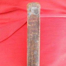 Libros antiguos: ELEMENTOS DE ARIMETICA ALGEBRA Y GEOMETRIA-TOMO PRIMERO. Lote 98832087