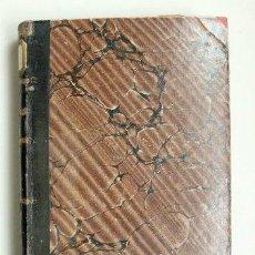 Libros antiguos: ELEMENTOS DE MATEMÁTICAS. D. VICENTE RUBIO Y DÍAZ. TOMO II. GEOMETRÍA Y TRIGONOMETRÍA. CÁDIZ 1878. Lote 100164147