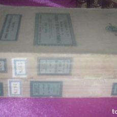 Libros antiguos: MINIERE ET METALLURGIQUE LA FONTE L.GUILLET / FABRICATION DE L'ACIER ACERO /BARBEROT 19330/1923. Lote 100957371