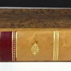 Libros antiguos: ELEMENTOS DE MINERALOGÍA. ANTONIO ORIO. IMPRENTA SEGUNDO MARTINEZ. 1882.. Lote 101079851