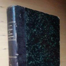 Libros antiguos: TRATADO DE ANALISIS MATEMATICO - CURSO SUPERIOR TOMO II- J.MARÍA VILLAFAÑE 1892. Lote 101565491