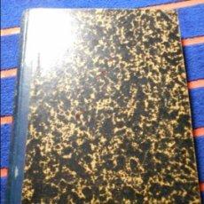 Libros antiguos: CURSO METODICO DE DIBUJO LINEAL. CON APLICACIONES A LAS ARTES, A LA INDUSTRIA Y A LA AGRIMENSURA. PA. Lote 102243535