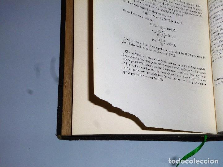 Libros antiguos: MANIPULATIONS DE PHYSIQUE. COURS DE TRAVAUX PRATIQUES (1877) - Foto 5 - 102523767