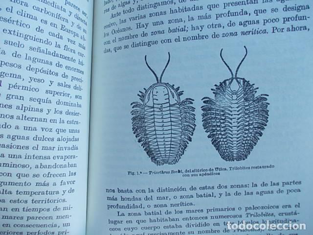 Libros antiguos: Historia de la Tierra 1.933 - Foto 3 - 102596623
