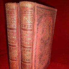 Libros antiguos: AGRICULTURA Y ZOOTECNIA. JOAQUÍN RIBERA. 2 TOMOS: PRIMERO Y CUARTO. Lote 103763247