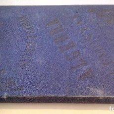 Libros antiguos: CURSO DE ÁLGEBRA ELEMENTAL-EUSEBIO SANCHEZ RAMOS / TEODORO SABRAS CAUSUPE- 1903 IMPRENTA DOCHAO . Lote 103871171