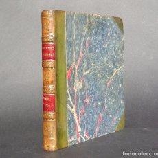 Libros antiguos: 1831 THE BOTANIC GARDEN - BOTANICA - BIOLOGIA - PLANTAS - HIERBAS MEDICINALES. Lote 104022991