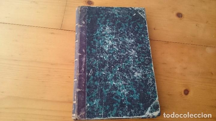 PRINCIPES D' ALGEBRE - BOBILLIER - HACHETTE PARÍS 1877 - LIBRO EN FRANCÉS (Libros Antiguos, Raros y Curiosos - Ciencias, Manuales y Oficios - Física, Química y Matemáticas)