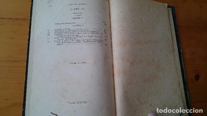 Libros antiguos: PRINCIPES D' ALGEBRE - BOBILLIER - HACHETTE PARÍS 1877 - LIBRO EN FRANCÉS - Foto 7 - 104063095