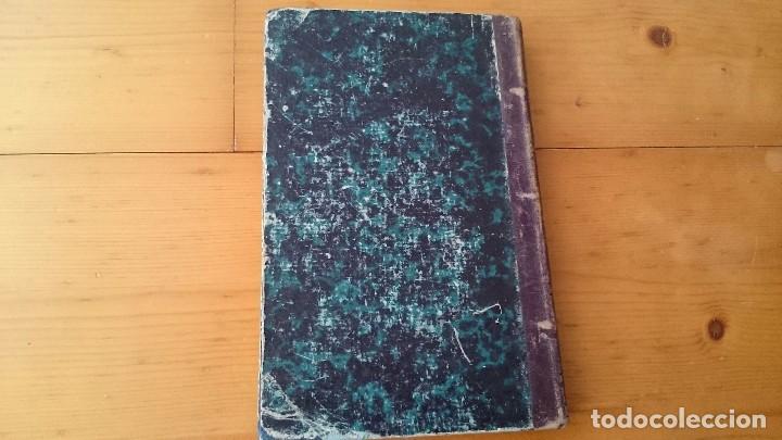 Libros antiguos: PRINCIPES D' ALGEBRE - BOBILLIER - HACHETTE PARÍS 1877 - LIBRO EN FRANCÉS - Foto 8 - 104063095